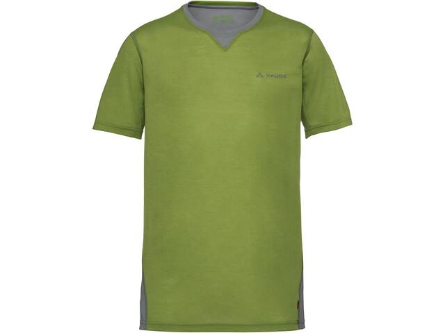 VAUDE Skarvan T-shirt Herr green pepper